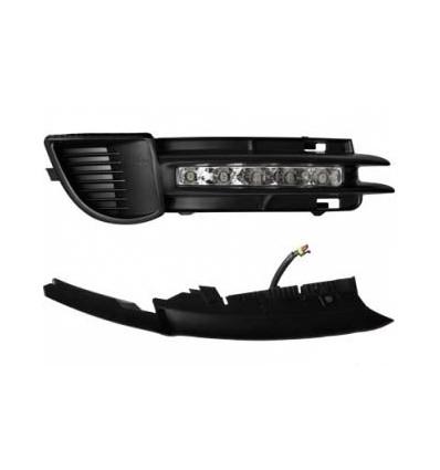 Lumini pozitie MODULITE Audi A3 8P 03-08 cu xenon si fara proiector