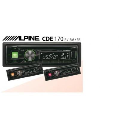 Alpine CDE-170R