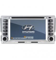 Navigatie dedicata Hyundai Santa Fe DVD GPS CARKIT IPOD TV NAVD-778Y