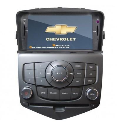 Navigatie Dedicata Chevrolet Cruze DVD GPS auto CARKIT TV NAVD-c045