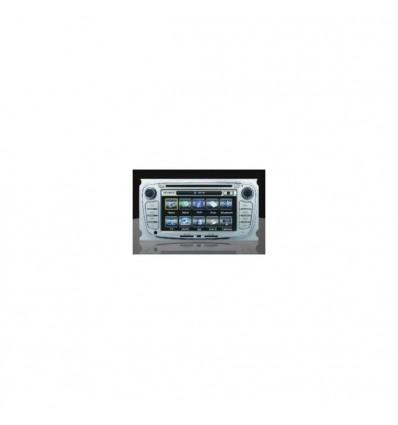 Sistem navigatie + DVD + TV pentru Ford Mondeo, Focus, S-Max, C-Max, model TTI 6503