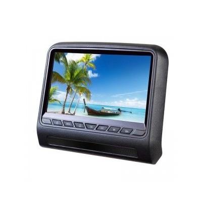 Monitor Pentru tetiera cu dvd si usb