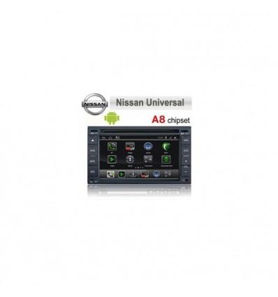 Navigatie Dedicata Android Nissan / Hyundai Dvd Gps Auto