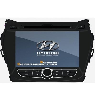 Navigatie Dedicata Hyundai NEW Santa Fe 2012 DVD AUTO GPS