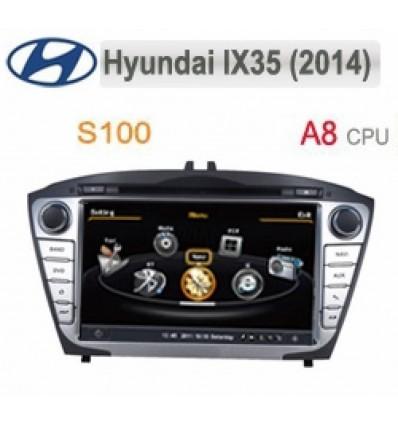 Navigatie Dedicata Hyundai iX35 2014