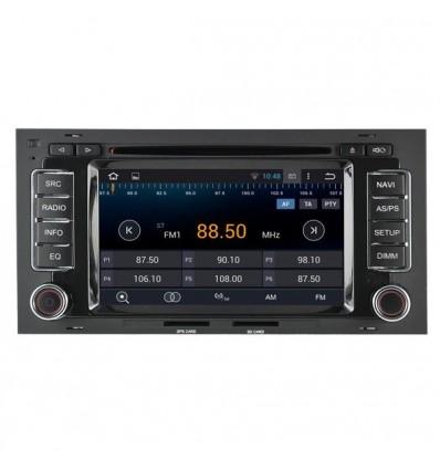 Navigatie Dedicata Cu Android VW TOUAREG MULTIVAN NAVD-A9200