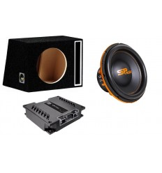 pachet subwoofer 1500w SP audio