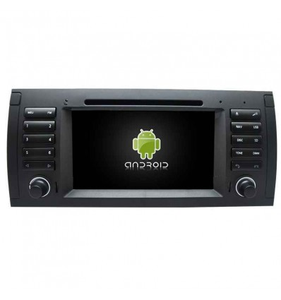 Navigatie Android BMW E39 E53 Carkit Internet NAVD-E082