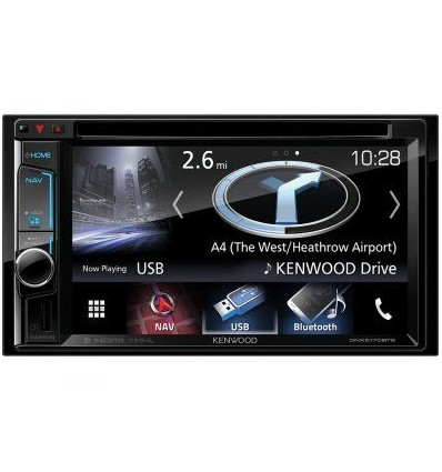 Sistem de navigatie auto Kenwood DNX-5170BTS