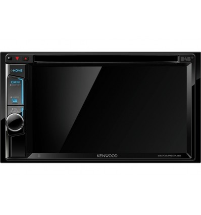DVD AUTO Kenwood DDX-8016DABS