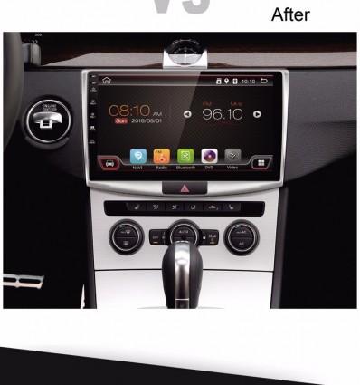 Navigatie android VW dupa 2007 ecran de 10 inch
