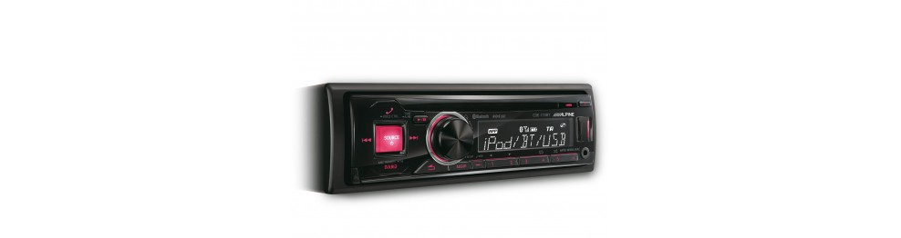 CD / MP3 Player Auto