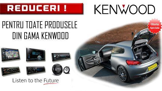 Reducere la produsele kenwood