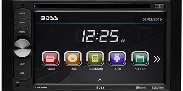 Dvd auto cu bluetooth si usb