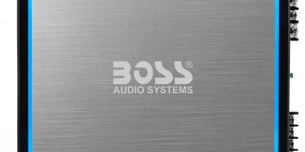 Amplificator auto Boss Audio pe 2/1 canale