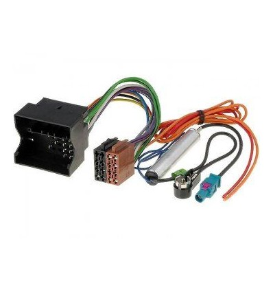 Cablaj adaptor Peugeot-ISO 55-043-02