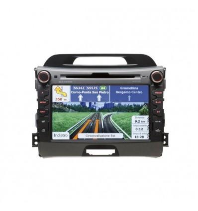 Macrom M-OF7040 dvd Kia Sportage