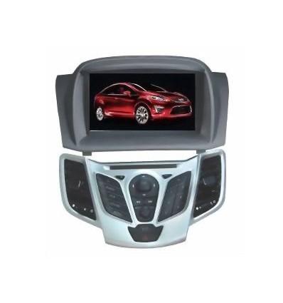 Sistem navigatie + DVD + TV pentru Ford Fiesta, model TTI 7938