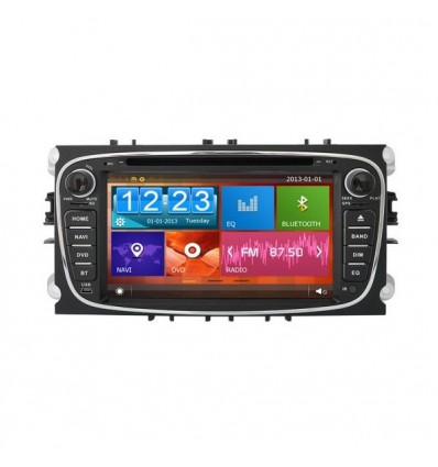 Dvd Auto Ford Focus / Mondeo / S-Max Navigatie GPS