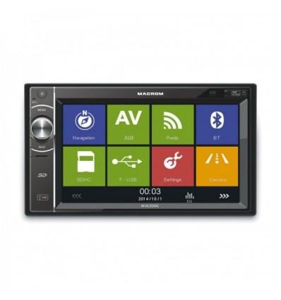 Unitate multimedia Macrom M-DL5000