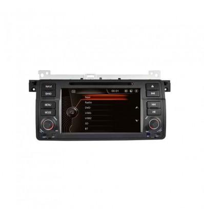 Navigatie Dedicata BMW E46 DVD GPS Auto CARKIT Internet NAVD-8952