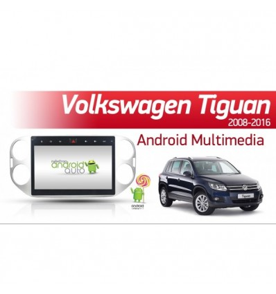 Navigatie cu android pentru VW Tiguan